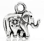 Prívesok sloník