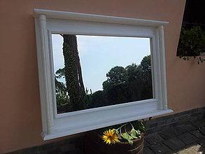 Zrkadlá - Zrkadlo Serrano 134x96 - 5705222_