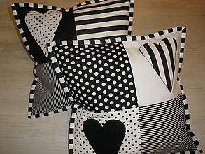 Úžitkový textil - ..vankúšiky pre Andrejku.. - 5706632_