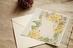 Papiernictvo - Pohľadnica - pre novomanželov - 5708271_
