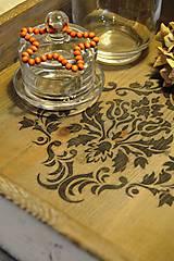 Nádoby - Ornamentový podnos - 5707920_