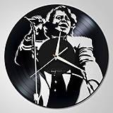 Hodiny - James Brown - vinylové hodiny z LP - 5714059_