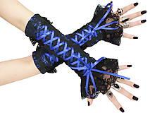 Čipkové spoločenské rukavice 0685G