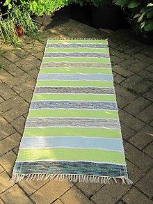 Úžitkový textil - tkaný koberec 70 x 180 cm - 5714656_
