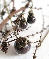 Sady šperkov - Ligotavý poklad v tŕní / sada - 5717811_