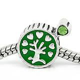 Korálky - Pandorková korálka strom života - 5719245_