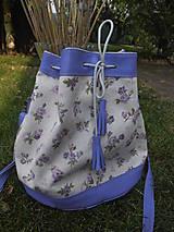 Kabelky - Violet Roses Bag  - 5722548_