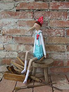 Bábiky - Pinokio - 5724981_