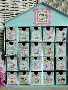 Krabičky - Sweet cake domček - 5723487_