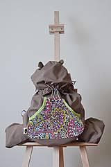 Detské doplnky - Ochranná termo kapsa - ružová arábia - 5723307_