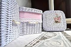 Boxy ružové / ks