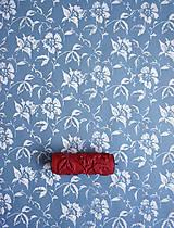 Pomôcky - vzorovaný maliarsky valček č.30 - 5728032_