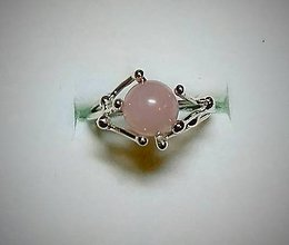 Prstene - Ruženínové kvapky - 5728284_