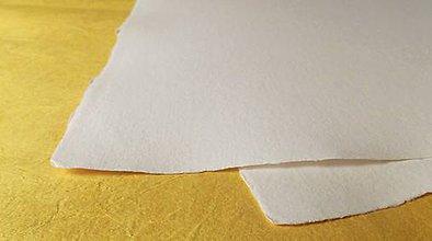 Papier - Ručný kartón A3 biely 280g - 5727273_