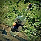 Na okrúhliny - fľaša na alkohol