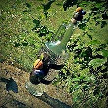 Nádoby - Na okrúhliny - fľaša na alkohol - 5726763_