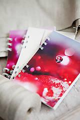 Papiernictvo - Balíček abstraktných notesov Výpredaj! - 5729935_