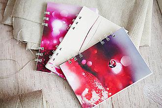 Papiernictvo - Balíček abstraktných notesov - 5729933_