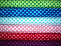 Textil - Bavlna Ta Dot JEWEL - 5735869_