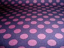 Textil - Bavlna Ta Dot JEWEL - 5735870_
