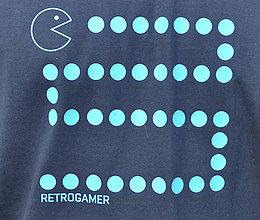 Tričká - Pekmen retrogamer 01 dlhý rukáv – veľkosť M / SALE - 5733821_