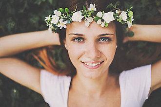 Ozdoby do vlasov - Lesná žienka - 5735415_