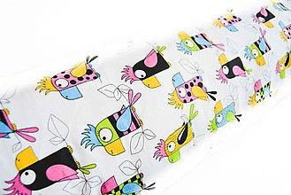 Úžitkový textil - _HAJA & PaPouŠCi... 170 cm - 5738022_