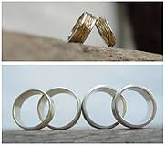 Prstene - Prepletené cesty osudu ... /slim&comfort/ - 5736523_