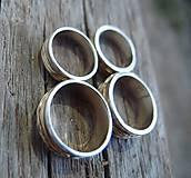 Prstene - Prepletené cesty osudu ... /slim&comfort/ - 5736524_