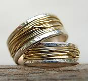 Prstene - Prepletené cesty osudu ... /slim&comfort/ - 5736525_