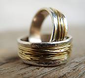 Prstene - Prepletené cesty osudu ... /slim&comfort/ - 5736526_