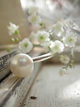 Náramky - Flexi Pearl - 5738379_