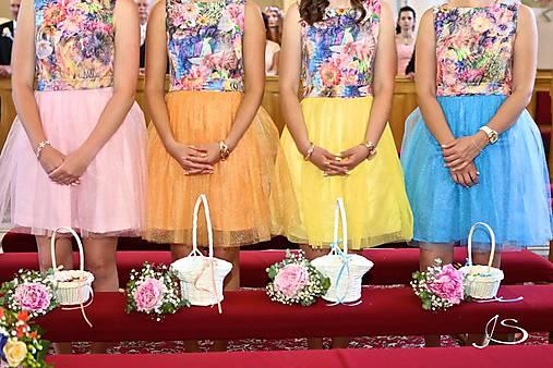 868da5275971 Sukničky pre družičky   LadyDK - SAShE.sk - Handmade Sukne