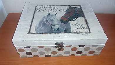 Drobnosti - Krabicka na želanie - 5737460_