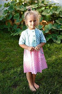 Detské oblečenie - Voľné šatičky - 5739916_