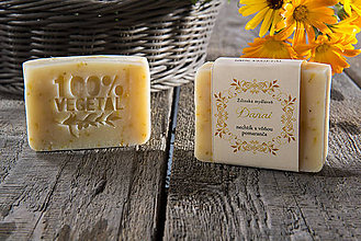 Drogéria - Nechtíkové mydlo s vôňou pomaranča - 5740628_