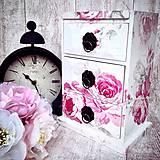 Krabičky - Ružová - 5742639_