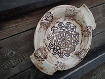 Nádoby - Folk tanier hlboký Sedmikráska - 5744150_