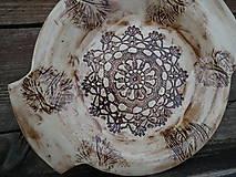 Nádoby - Folk tanier hlboký Sedmikráska - 5744152_