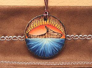 Náhrdelníky - Amulet - Prímorské poviedky - 5744025_
