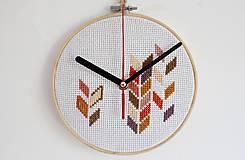 Hodiny - výpredaj Natur clocks - 5744564_