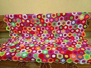 Úžitkový textil - patchWORK no.4 - ihneď k odberu  :) - 5745343_