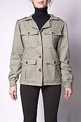 Safari kabátik