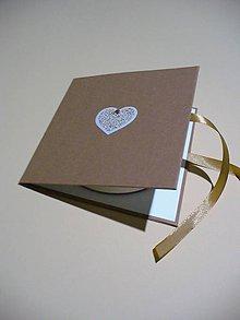 Papiernictvo - natur obal na DVD - 5747396_