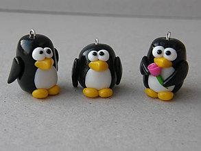 Kľúčenky - Rodinka tučniakov - 5747509_