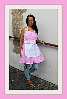 Iné oblečenie - retro zásterka - 5746679_