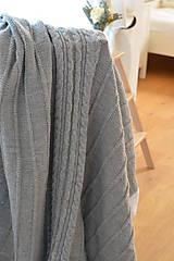 Úžitkový textil - Deka - 5749300_