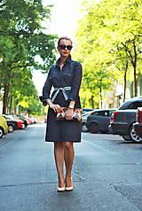 Šaty - Denimové šaty - 5749145_