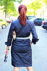 Šaty - Denimové šaty - 5749149_