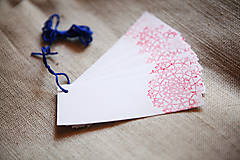 Papiernictvo - Folk visačky/menovky *1 - 5752021_